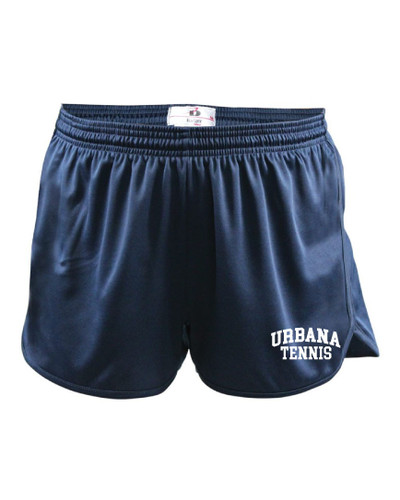 UHS Urbana Hawks Shorts Track Running LADIES TENNIS Many Colors Available Sizes XS-2XL NAVY