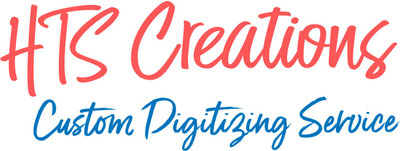 Custom Embroidery Design DIGITIZING Service