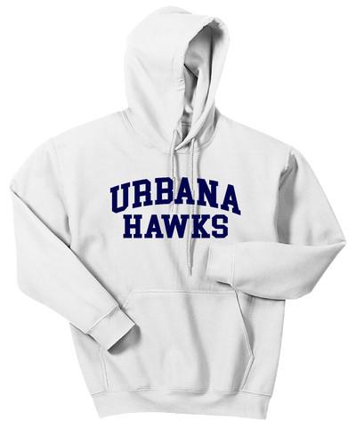Urbana Hawks Cotton Hoodie SweatshUrbana Hawks Cotton Hoodie Sweatshirt Many Colors Available SZ S-3XL SPORTS GREYirt Many Colors Available SZ S-3XL WHITE