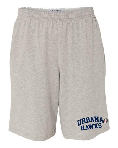 Urbana Hawks FIELD HOCKEY Shorts Cotton with Pockets CHAMPION Many Colors Available SIZE S-3XL OXFORD