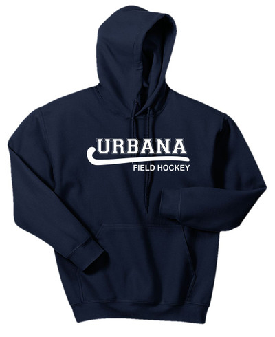 Urbana FIELD HOCKEY Cotton Hoodie Sweatshirt Many Colors Available SZ S-3XL NAVY