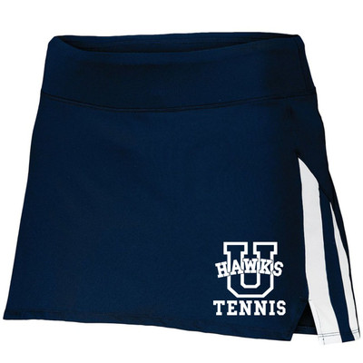 Urbana Hawks Skort Ladies TENNIS Navy or White Colors Available S-2XL