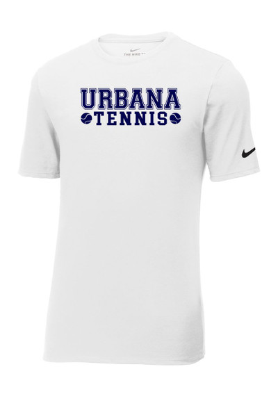 UHS Urbana Hawks TENNIS T-shirt Cotton Many Colors Available T-shirt NIKE WHITE
