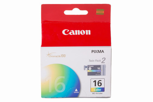 Canon BCI-16 Ink Cartridge - 9818A003