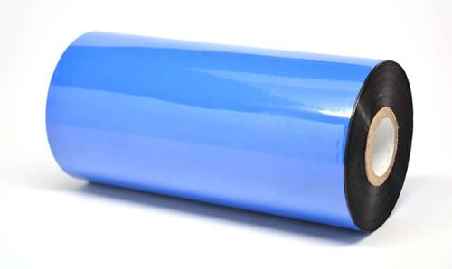 """ITW 6.14"""" x 1,345' B220 Wax Ribbon (Case) - B220156DIS"""