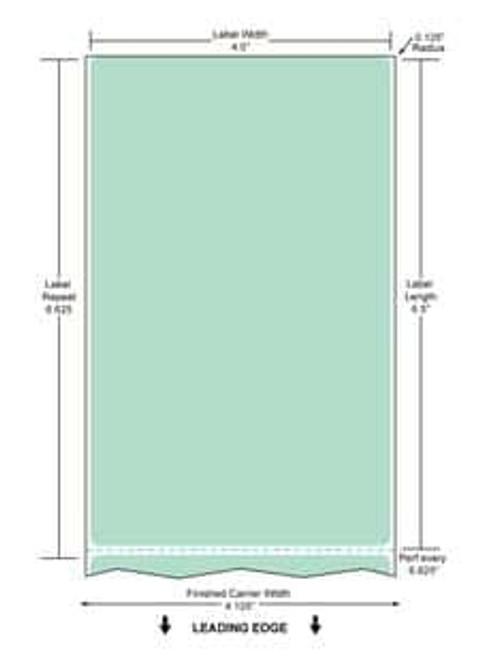 Repacorp Color Label - RD-4-65-230-GR