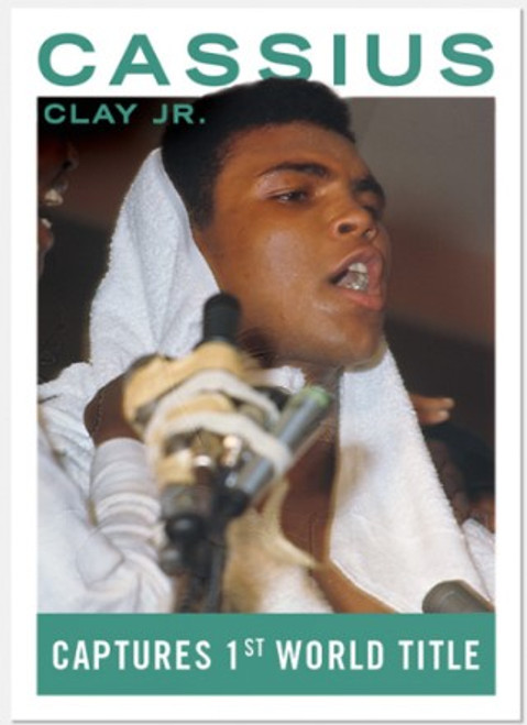 2021 Topps ALI - The People's Champ Card #9 (PRE-SALE)