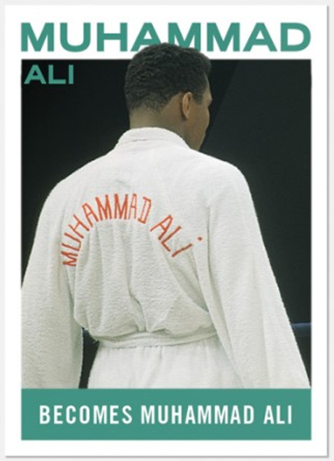 2021 Topps ALI - The People's Champ Card #10 (PRE-SALE)
