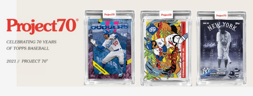 Topps Project 70 - Complete 1,020 Card Set - (Pre-Sale)