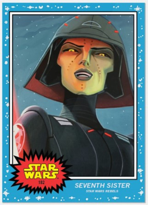 Topps Living Set - Star Wars - Card #182 - Seventh Sister (pre-sale)