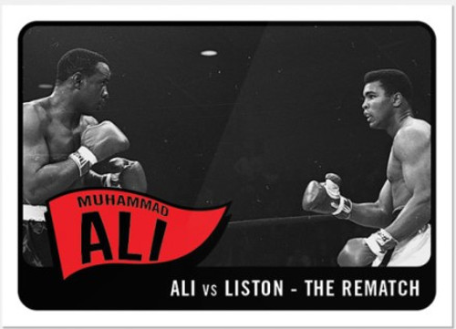 2021 Topps ALI - The People's Champ Card #11 (PRE-SALE)