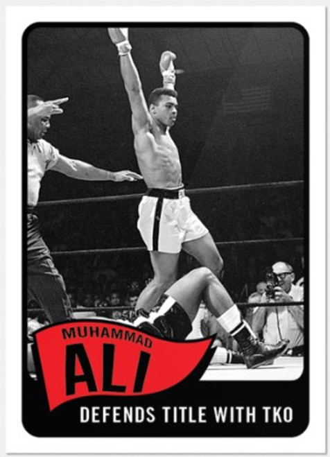 2021 Topps ALI - The People's Champ Card #12 (PRE-SALE)