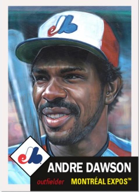 Topps Living Set - Card #391 - Andre Dawson (pre-sale)