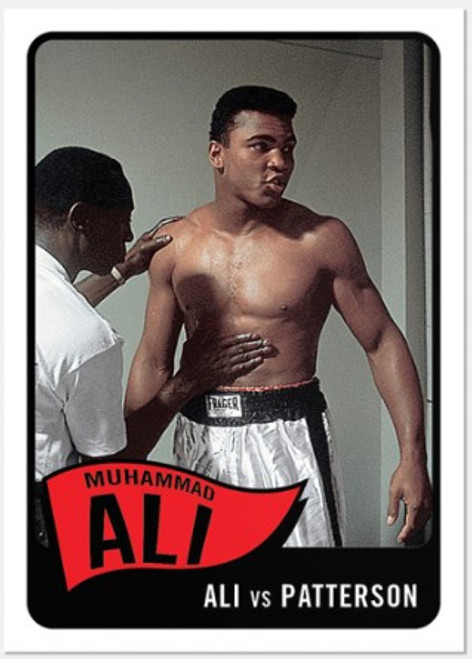 2021 Topps ALI - The People's Champ Card #13 (PRE-SALE)
