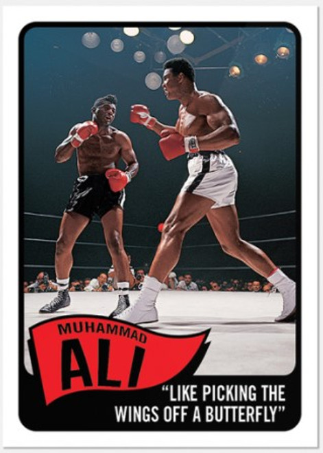 2021 Topps ALI - The People's Champ Card #14 (PRE-SALE)