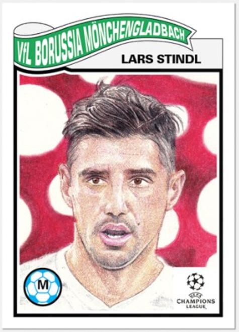 Topps Living Set - UCL - Card #289 - Lars Stindl (pre-sale)