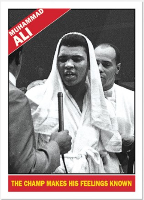 2021 Topps ALI - The People's Champ Card #16 (PRE-SALE)