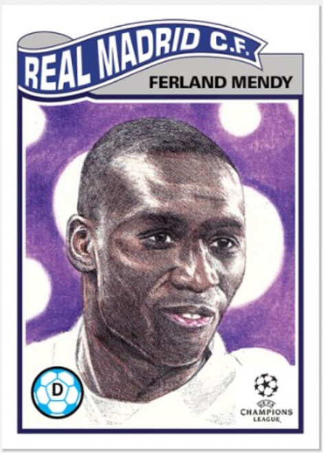 Topps Living Set - UCL - Card #292 - Ferland Mendy (pre-sale)