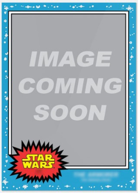 Topps Living Set - Star Wars - Card #185 - Aurodia Ventafoli (pre-sale)