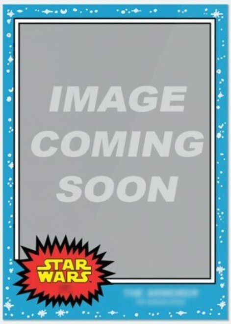 Topps Living Set - Star Wars - Card #186 - Darth Bane (pre-sale)