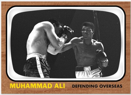 2021 Topps ALI - The People's Champ Card #17 (PRE-SALE)