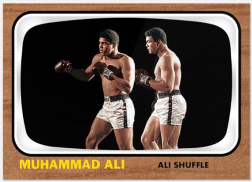 2021 Topps ALI - The People's Champ Card #18 (PRE-SALE)