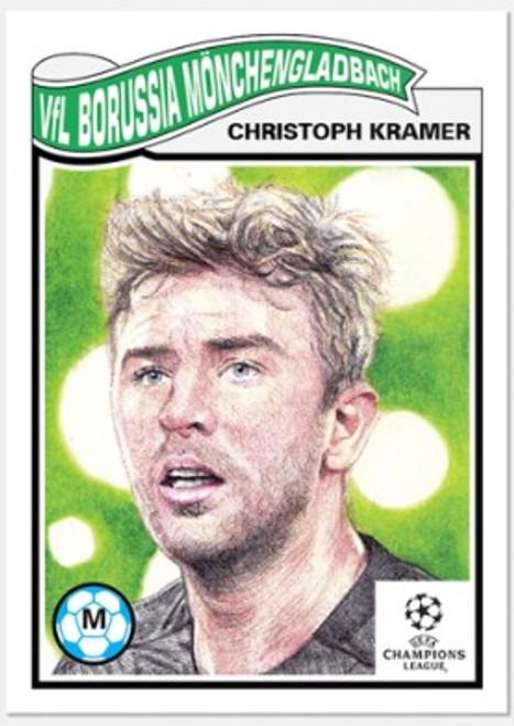 Topps Living Set - UCL - Card #296 - Christoph Kramer (pre-sale)
