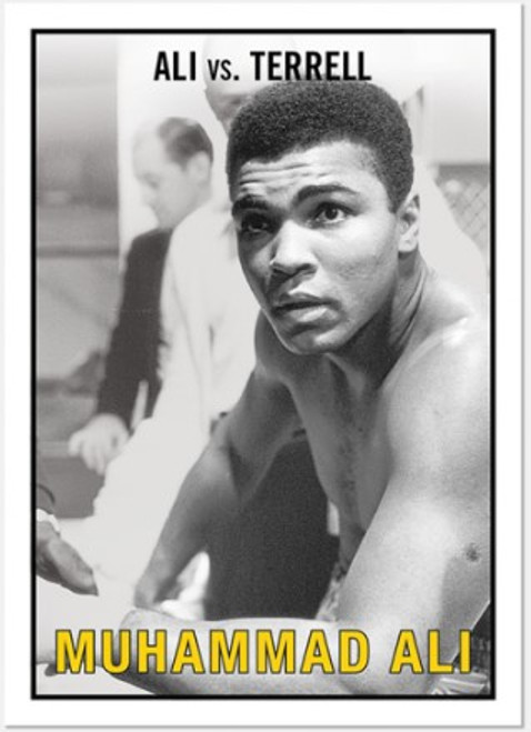 2021 Topps ALI - The People's Champ Card #20 (PRE-SALE)