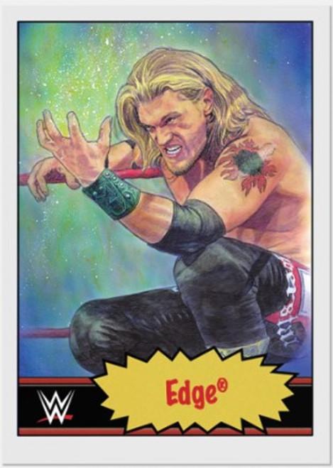 Topps Living Set - WWE - Card #18 - Edge (pre-sale)