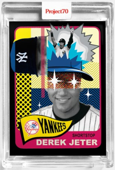 Topps Project 70 Derek Jeter #106 by Pose (PRE-SALE)