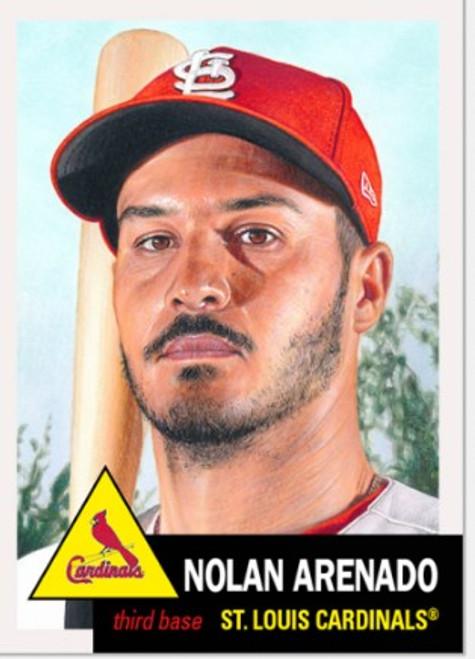 Topps Living Set - Card #403 - Nolan Arenado (pre-sale)