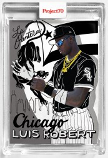 Topps Project 70 Luis Robert #127 by Sophia Chang(PRE-SALE)