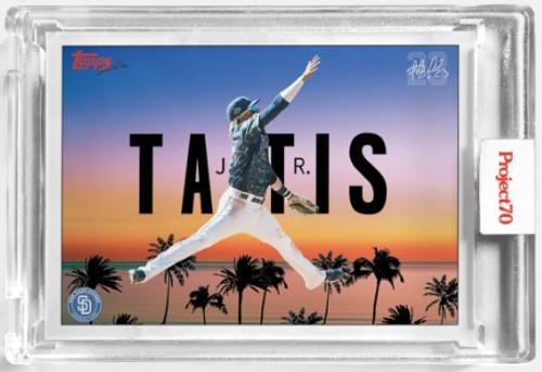 Topps Project 70 Fernando Tatis Jr. #251 by Solefly (PRE-SALE)