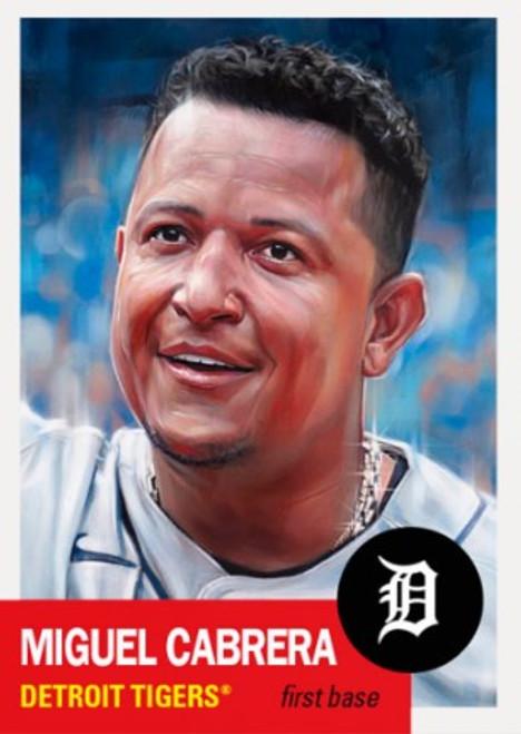 Topps Living Set - Card #446 - Miguel Cabrera (Pre-Sale)
