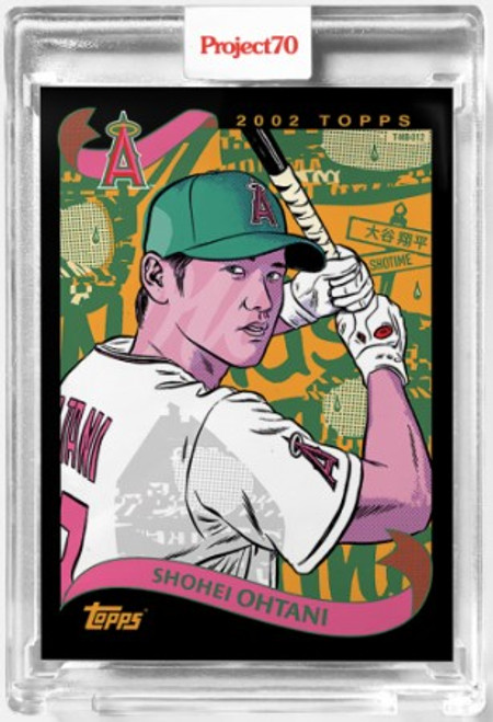 Topps Project 70 Shohei Ohtani #536 by Morning Breath (PRE-SALE)