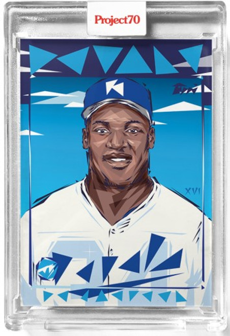 Topps Project 70 Bo Jackson #541 by Naturel (PRE-SALE)