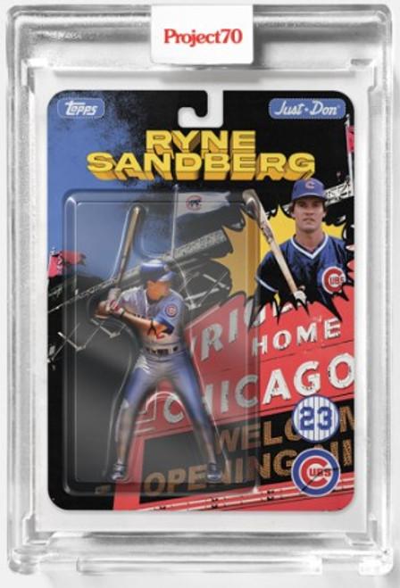 Topps Project 70 Ryne Sandberg #557 by Don C (PRE-SALE)