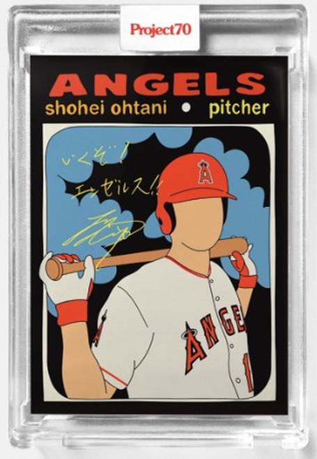 Topps Project 70 Shohei Ohtani #561 by Fucci (PRE-SALE)