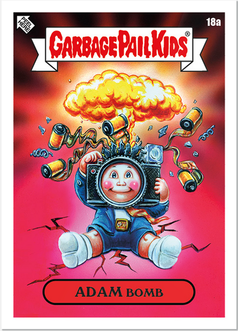 GPK-Bizarre Holiday wk4 -front