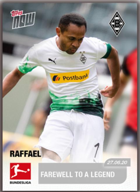 Topps NOW Raffael 192 -front