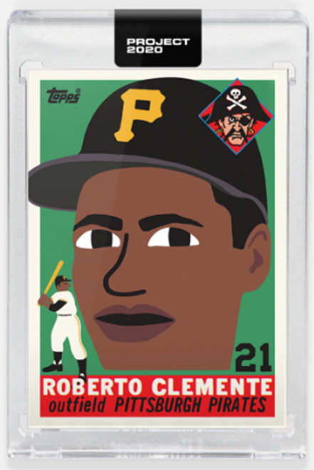 Project 2020 Roberto Clemente 182