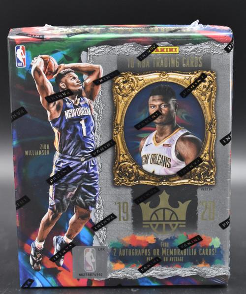 2019-20 Panini Court Kings Basketball Hobby Box!