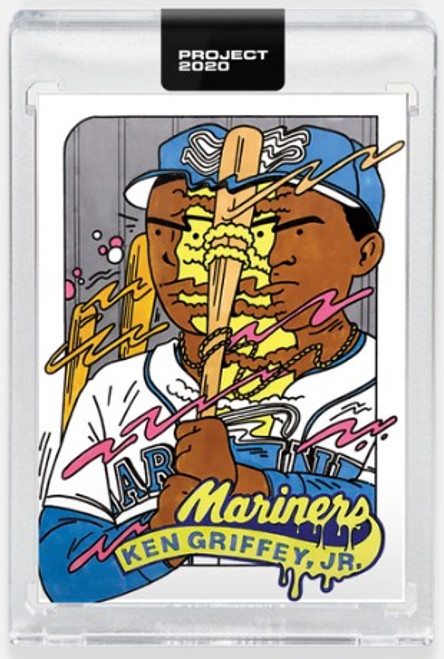 Topps Project 2020 Ken Griffey Jr. #300 by Ermsy (PRE-SALE)