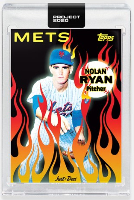 Topps Project 2020 Nolan Ryan #301 by Don C (PRE-SALE)