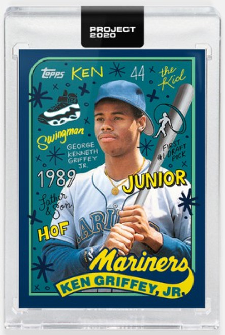 Topps Project 2020 Ken Griffey Jr. #394 by Sophia Chang (PRE-SALE)
