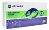 Halyard Flexaprene Green PF Exam Gloves, Small, 200/bx 44793