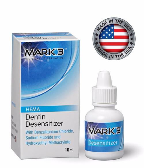 Mark3 Dentin Desensitizer, 10 ml Bottle ea