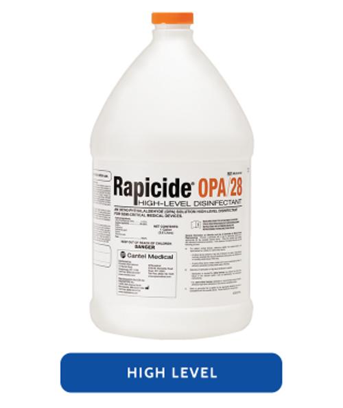 Crosstex OPA Solution, 1 Gallon, 4/cs