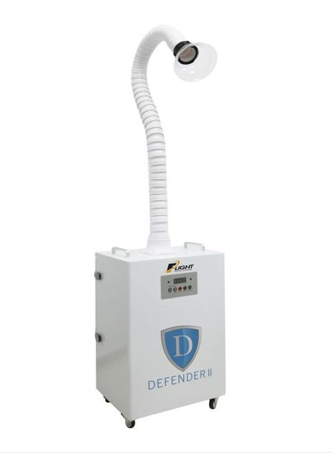 Flight Defender II Aerosol Evacuator with UV Light