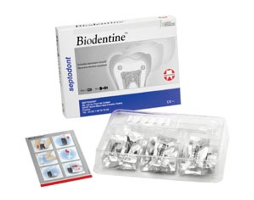 Septodont Biodentine, 15-700mg Capsules, 15-0.18mL Unit Does, 15/bx